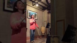 2巡目です。 【KIRARI/香坂みゆき】歌唱:かおり かおりさんが幹事の中...