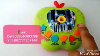 Gambar cover Apple Learning Quran 7 Tombol