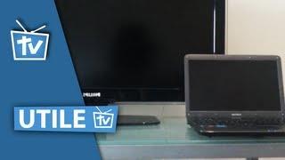 Connecter son ordinateur à sa télé en HDMI - Double écran simplement : Astuce écran ordinateur