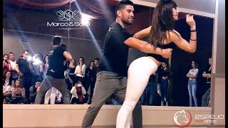 Bachata workshop 2018 / Marco & Sara / Sala ritmo