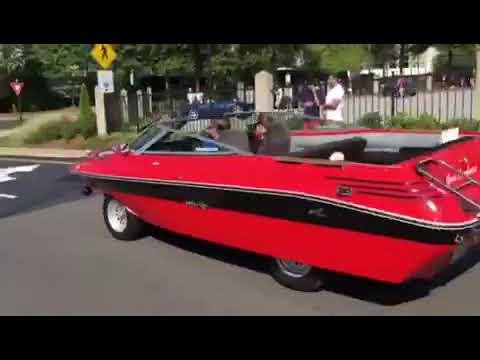 BoatCar drive by