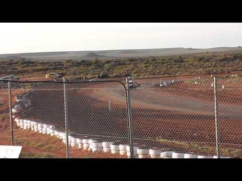 Dirt Circuit State Title Pt Augusta 7/6/15 Open Wheeler Heat 2 Round 4
