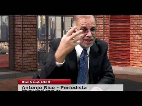 Antonio Rico: Si tuviera 25 años, ya estaría en Ezeiza con el pasaporte