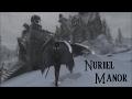 Nuriel Manor - Vampire themed player home | Skyrim