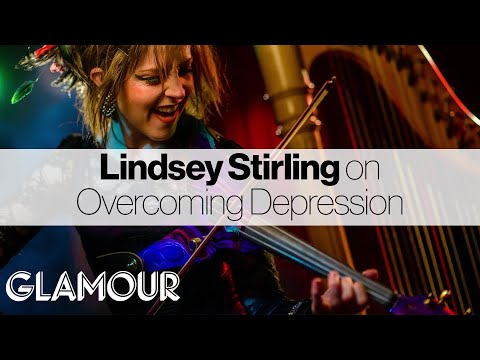 Lindsey Stirling On Overcoming Depression
