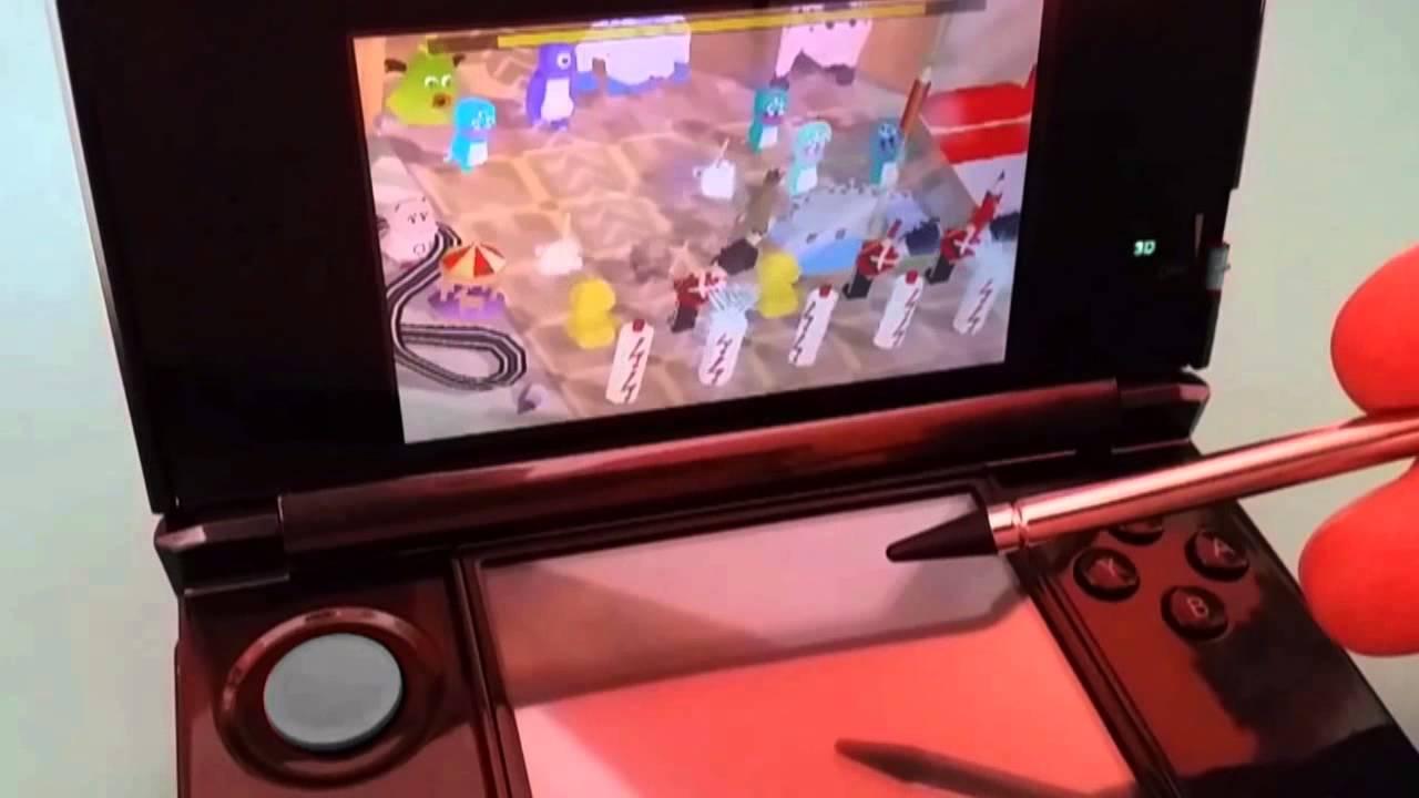 Official trailer -TOYS VS MONSTERS- Nintendo 3DS™ (EnjoyUp Games)