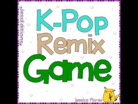 K-Pop Remix Game