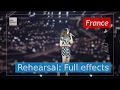 Download Alma - Requiem - France - Second Rehearsal: Full Effects - Eurovision Song Contest 2017 (4K) - Live MP3 song and Music Video