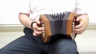 Anglo concertina 「アリエッティの歌」 をコンサーティーナで Arrietty's Song