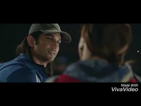 The Sad Moment in MS dhoni Movie