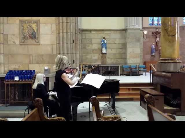 Something (Beatles) Violin and Piano Duet
