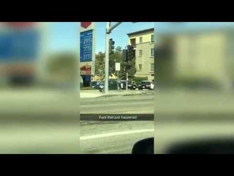Torrance California Police Shooting