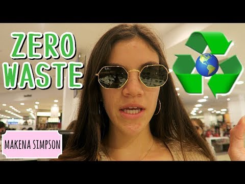 I TRIED MAKING ZERO WASTE FOR A DAY