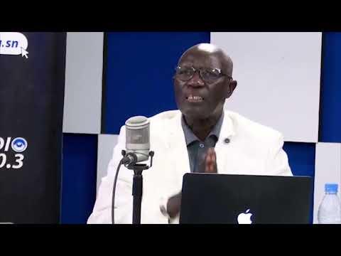 Communiqué du ministre de l'intérieur : le Pr Mbaye Thiam parle d'immaturité politique