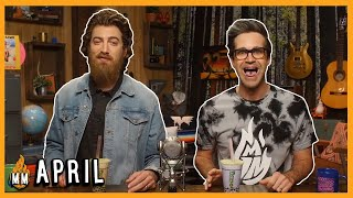 The BEST Rhett & Link MOMENTS from GMM (April 2020)
