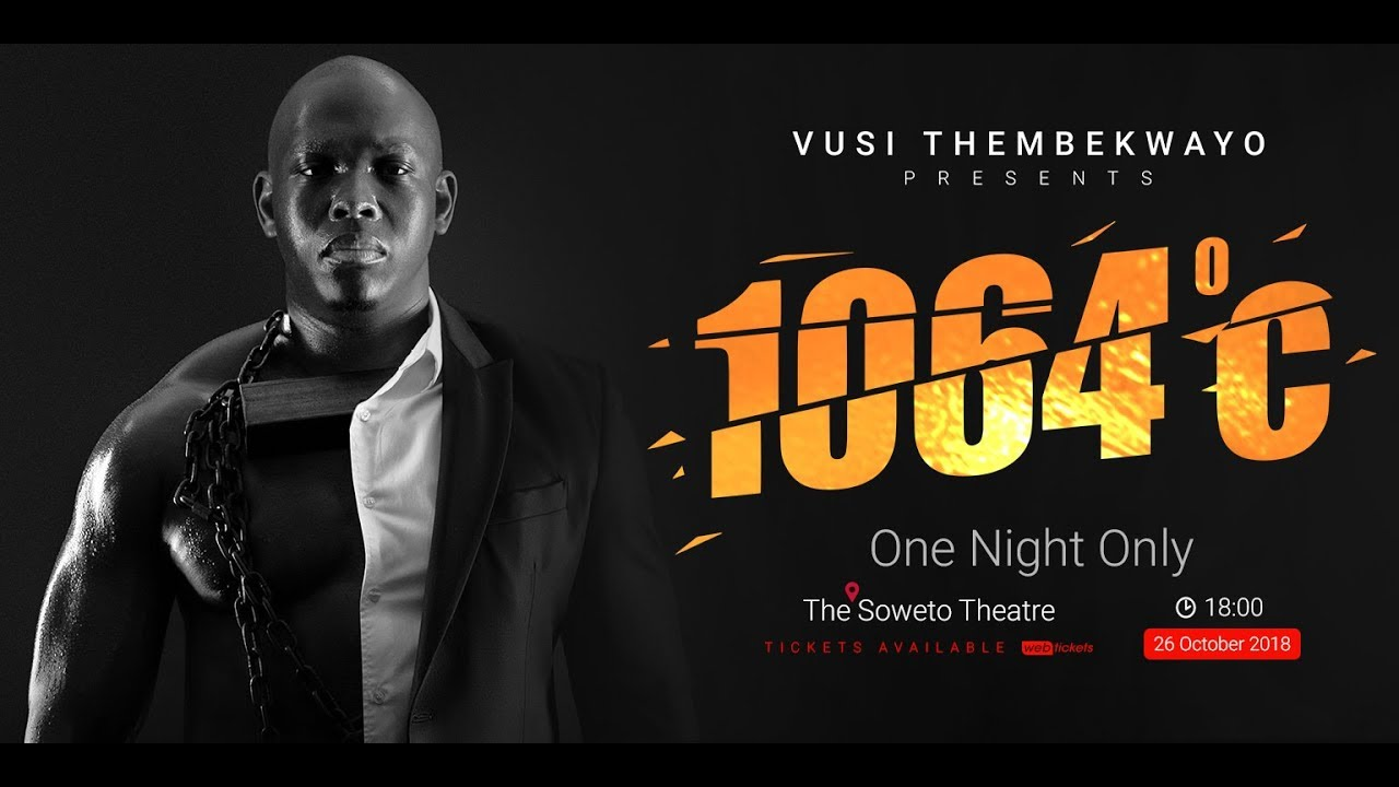 Vusi Thembekwayo | Global Tour comes home