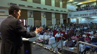 CTA President Dr. Lobsang Sangay address at Hansraj College