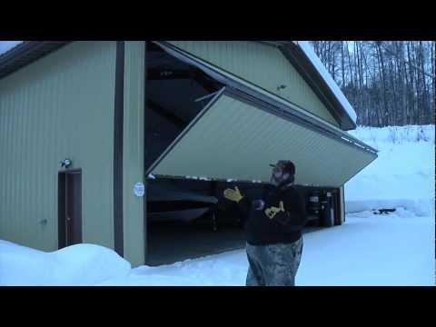 Gee Haw Alaska Real Estate for sale : Log Home Pilot's Estate SOLD!