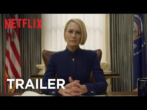 House of Cards: Temporada 6 | Tráiler oficial | Netflix