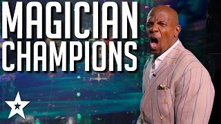 All Magic Auditions on America's Got Talent: The Champions 2020 | Got Talent Global
