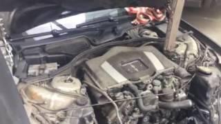 видео Двигатель M272
