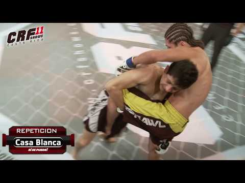 Kenneth Calderon vs Fernando Lobo