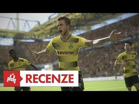 Pro Evolution Soccer 2018 - Recenze