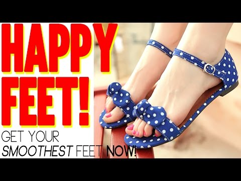 Foot Care Routine And Tips for At Home: How to Get Smooth and Soft Feet