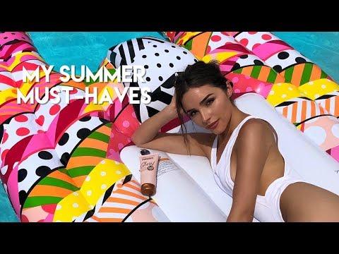 My Summer Must-Haves! | Olivia Culpo thumbnail
