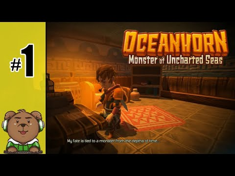Oceanhorn:พ่อหนีออกจากบ้าน (ไทย)||EP.1