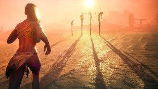Conan Exiles - ГИГАНТЫ ТРЕЙЛЕР [2K]