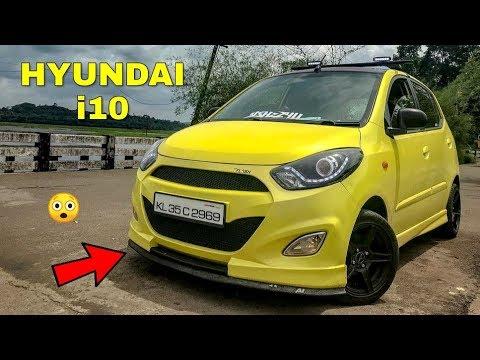 Top 12 Best Modified Hyundai I10 Youtube