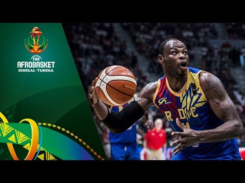 Top 10 Plays - FIBA AfroBasket 2017