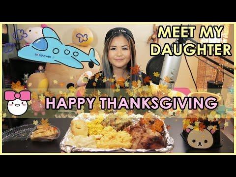 THANKSGIVING FOOD | MUKBANG