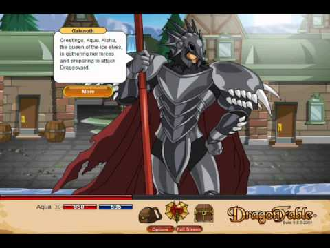 Download Let's Play Dragon Fable Pt 45 - The Ice Orb Saga - Galanoth on Ice!