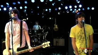 Klaxons - Golden Skans - Live On Fearless Music HD