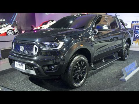 2019 ford ranger black edition first look youtube. Black Bedroom Furniture Sets. Home Design Ideas