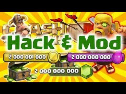 Clash of clans Mega Hacked Apk
