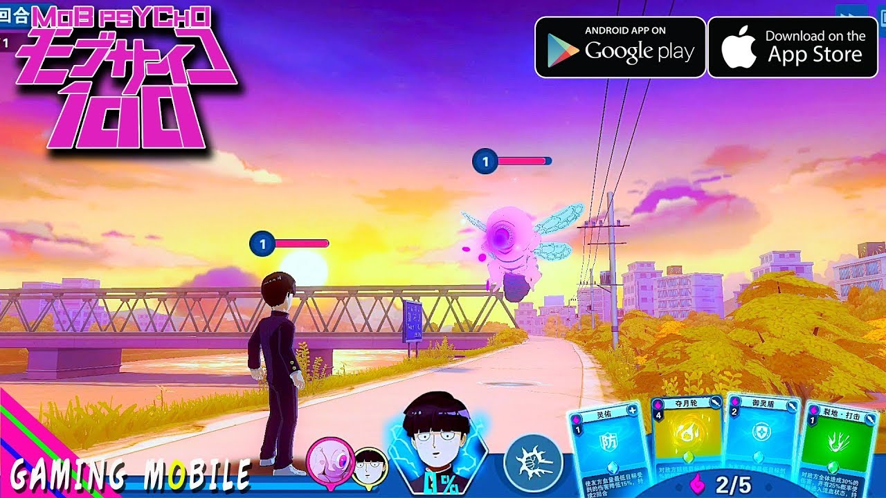 Mob Psycho 100: Psychic Battle Announced for iOS and Android