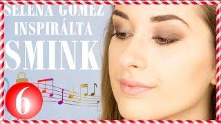 Sztársminkek#2 | Selena Gomez inspirálta Smink | Csizmadia Gabriella