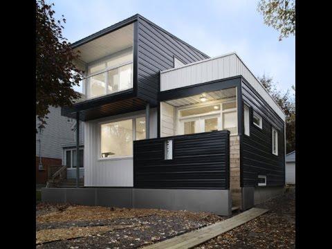 Planos de casa de dos pisos peque a youtube for Fachadas para casas pequenas de dos pisos