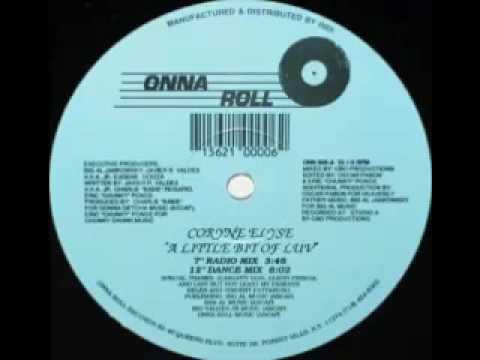 Coryne Elyse - A Little Bit Of Luv