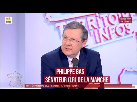 Invité : Philippe Bas - Territoires d'infos (24/05/2018)