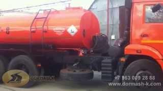 Asfalt distributor AG-7,5/analog Kurgan ichida DS-142B +7 3522 634-880