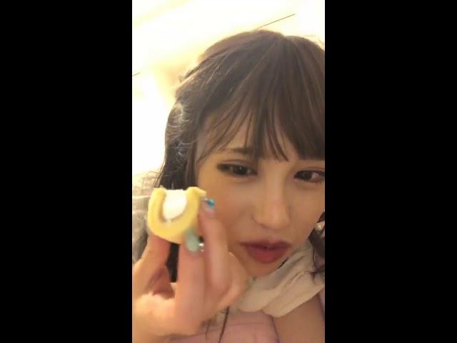 Suzu Instagram Live 20180825 #1