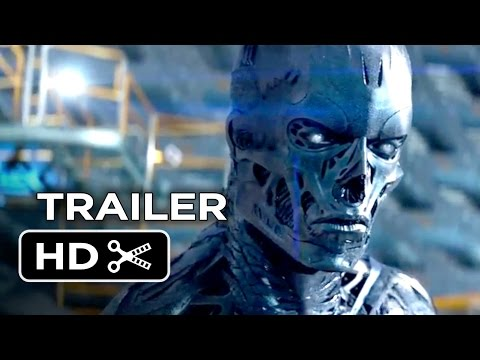 Thumbnail: Terminator: Genisys Official Trailer #2 (2015) - Arnold Schwarzenegger Movie HD