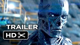 Terminator: Genisys Trailer #2 2015 - Arnold Schwarzenegger Movie Hd