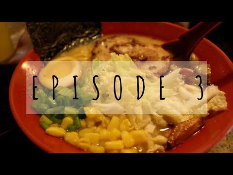 EPISODE 3 | FOOD ADVENTURE | A DAY IN LAWRENCE, KS