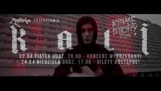 Krime Story Tour- Zapowiedź premierowych koncertów w Krakowie