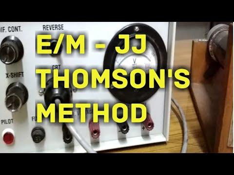 JJ Thomson's Method - e/m | EXPERIMENT | By CBR